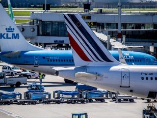 Air France-KLM first half 2019 results