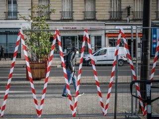 Gradual lifting of lockdown in Oise Region, first French cluster