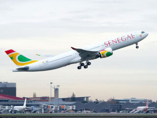 air senegal